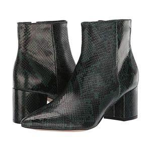 [Marc Fisher] Jelly Block Heel Booties